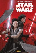 Couverture de Star Wars : Les Derniers Jedi
