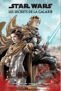 Couverture de Star Wars : Les Secrets de la Galaxie