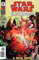 Couverture de Star Wars Infinities : A New Hope Part 2