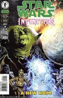 Couverture de Star Wars Infinities : A New Hope Part 4