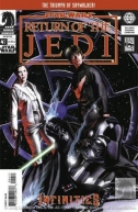 Couverture de Star Wars Infinities : Return of the Jedi Part 4