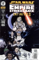 Couverture de Star Wars Infinities : The Empire Strikes Back Part 1