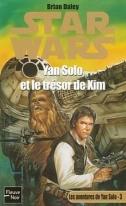 Couverture de Yan Solo et le trésor de Xim